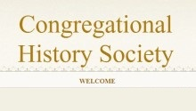 Congregational History Society